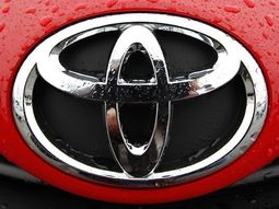 Are you aware that the name 'Toyota' is already written on its logo? See it now!
