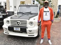 Lying is your heritage – Dino Melaye claps back at Sahara Reporters over G-Wagon cars report