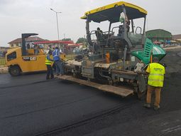 What are the major problems of road transport in Nigeria?