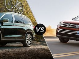 [Expert car compare] Toyota Highlander vs Honda Pilot