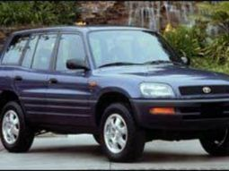 How to buy the best used Toyota RAV4