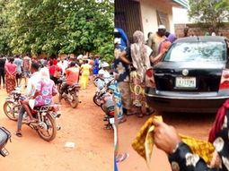 Horror! Man found his 3 children all dead in his own car after days of missing in Kogi State