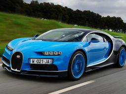 Only 100 Bugatti Chirons left, order one now and get it delivered in 2022!