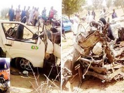 Another tragic car crash in Kano, claiming at least 16 lives