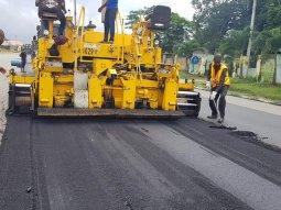 Fetish Alert! Akwa-Ibom residents build impromptu shrines, houses to get compensation from Govt. road project