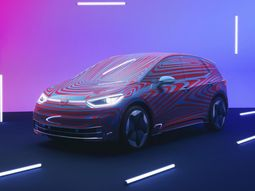 Volkswagen names its first electric car model ID.3