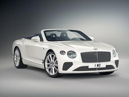 This special Bentley Continental GT Bavarian edition is inspired by a place in Germany
