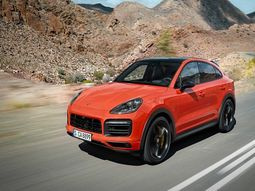 Porsche Cayenne Coupe GT is about to come with the Lamborghini Urus power