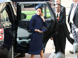 New mom Princess Meghan's car etiquette and car security she must strictly follow