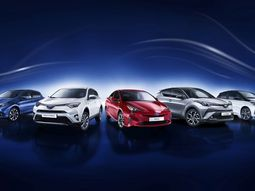Toyota hybrid cars that are dominating the electric vehicle market