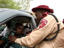 How to handle confrontations with a FRSC official