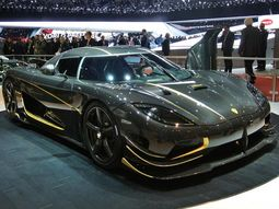 Koenigsegg Agera RS 2019 test drive: the world's fastest production car