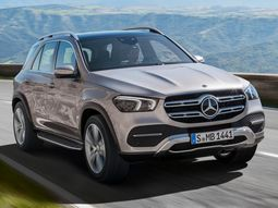 Quick read about Mercedes Benz GLE 2019 - Elegant, safe but tricky