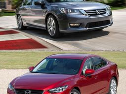 [Expert car compare] 2013 Mazda 6 vs 2013 Honda Accord