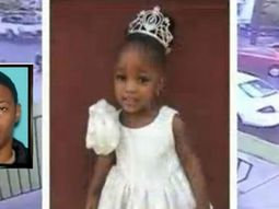 2-year-old Nigerian girl was left badly injured by hit-and-run driver on Mother's day