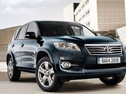 Toyota Rav4 2010 review & prices in Nigeria