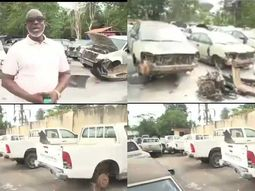 Ondo government set to refurbish 300 abandoned govt. vehicles