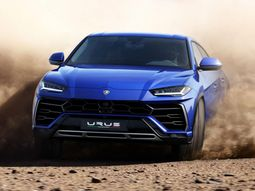 How powerful is Sabbia mode on Lamborghini Urus? - Watch it conquers the desert here!