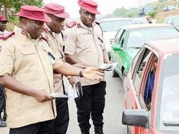 Show your driver's license or be fined N10,000 - FRSC enforces the law in Lagos, from Monday