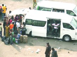 Why Nigerians don't sleep while on a road trip?