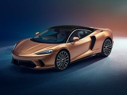 HOT!!! New Superlight McLaren GT with 620 hp now unveiled