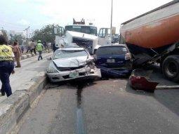 Driver runs over school children in Anambra, four died, 10 injured