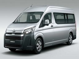 2019 Toyota HiAce Bus now Unveiled in Nigeria