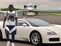 Impressive collection of Paul Pogba luxury cars