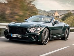 Bentley Continental GTC 2019 convertible version review plus First drive video