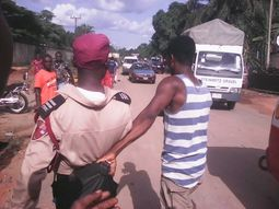 FRSC condemns the violence against its personnel & suggests programs to curb road crashes