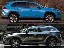 [Expert car compare] – 2019 Mazda CX-5 vs 2019 Toyota RAV4