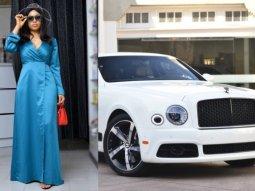 BBNaija star - Nina Ivy claps back at Blogger over Bentley rental allegation