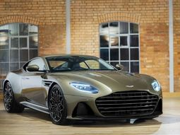 Aston Martin DBS Superleggera limited edition released to pay tribute to James Bond 007