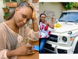Blessing CEO should check Naijauto.com for a used G-wagon & stop lying she bought a brand new one!