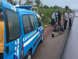 Another car accident on Lagos-Abeokuta expressway, taking 4 lives