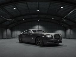 Rolls-Royce Wraith Eagle VIII released to celebrate the 100th Anniversary of the first non-stop transatlantic flight