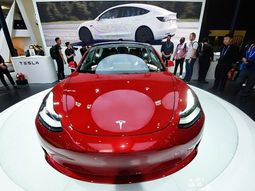 Telsa now taking orders for it's made in China Model 3, lowers price