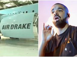 Air Drake updates: Drake got his ₦61.3 billion customized aircraft for free