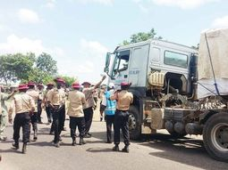 Road users should be safety conscious - FRSC Corps Marshal