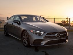 A review of the restrained luxury 2019 Mercedes-Benz CLS450