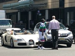 Tracy Morgan's N612 million Bugatti depreciates in value by N61 million after a minor crash