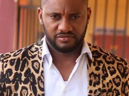 Yul Edochie's car lost control on highway but the actor miraculously survived the ghastly accident