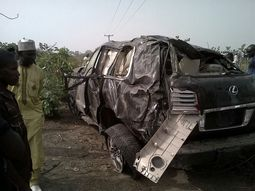 10 popular Nigerian politicians who died in car accidents