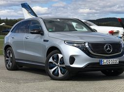 The 2020 Mercedes-Benz EQC introduced, joining the EV game!