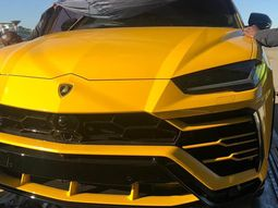Zimbabwe Justice Mayor Wadyajena imported Lamborghini Urus but not paying the duty