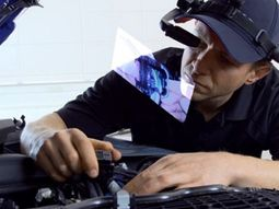 Super tech repair! BMW and MINI dealers are now acquiring smart glasses for speedy repairs