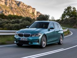 The 2020 BMW 3-Series Touring unveiled with stunning looks