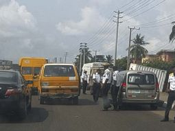 Over 100 VIO personnel and armed men deployed for Democracy Day, see their stations!