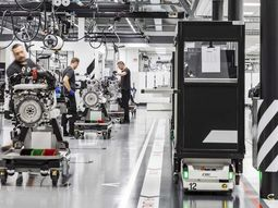 Mercedes-AMG introduces the world's most powerful four-cylinder engine