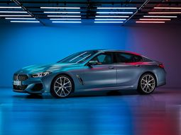 2020 BMW 8-Series Gran Coupe leaked photos ahead of debut